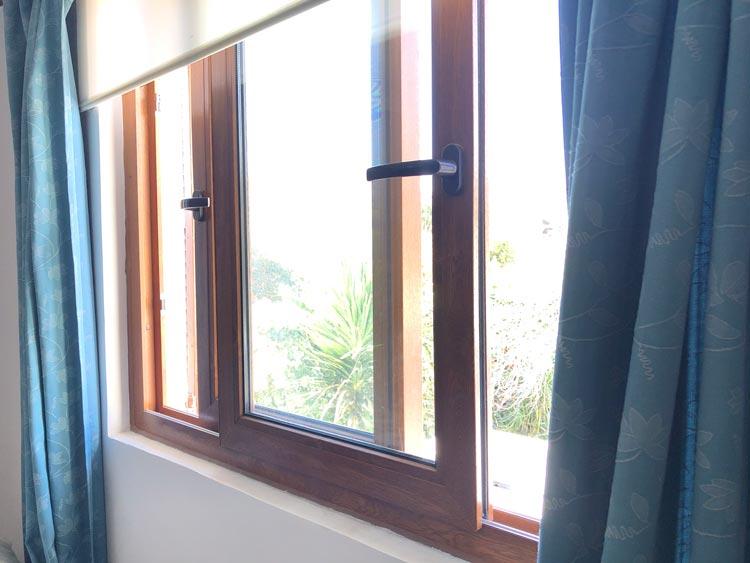 Tipos de Ventanas Corredera o Corrediza Termopanel PVC o Aluminio